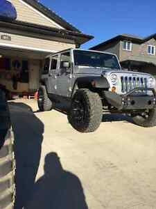 REDUCED!!!!!! MUST GO!! 2012 Jeep Wrangler SUV, Crossover