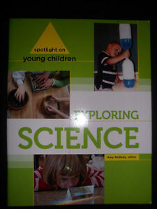 Exploring Science Niagara College Textbook ECE Early Childhood