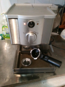 BREVILLE CAFE AROMA ESPRESSO COFFEE MACHINE