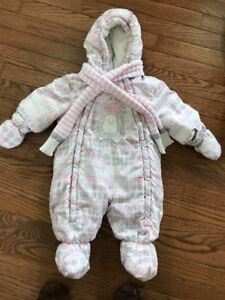 Baby snow suit - 6 months old