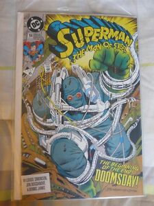 SUPERMAN DOOMSDAY SERIES West Island Greater Montréal image 3