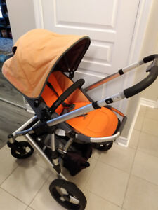 Uppababy Stroller and bassinet in excellent condition