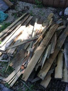 Free fire wood 4 pallets worth