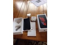 iPhone 6s Plus silver ee