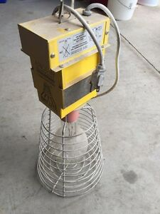 bright work light, construction heater London Ontario image 1