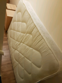 Quality Comfy Mattress For a Double Bed Good Condition Can Deliver for