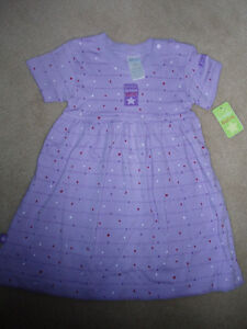 For sale dress- 6 months. Brand New with tags.   Pet free, smoke