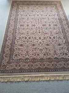 "HANDMADE FINE PERSIAN CARPET 5'2"" x 7'6"" FOR SALE London Ontario image 6"