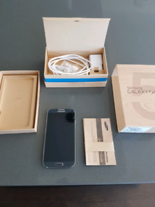 Samsung Galaxy S4 Unlocked with email