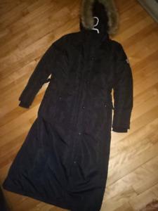 Manteau long pour femme