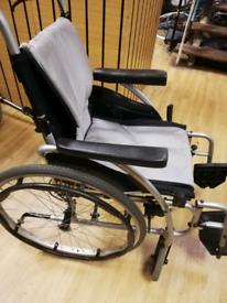 Wheelchair Karma Ergo 115 Light self proppeled wheelchair