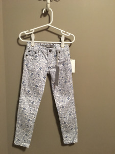 Pants. Size 4. Tags on, never worn.