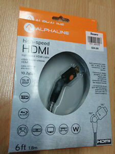 Alphaline Fast HDMI cable