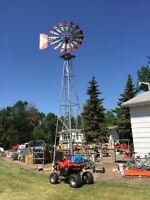 40ft windmill - excellent condition