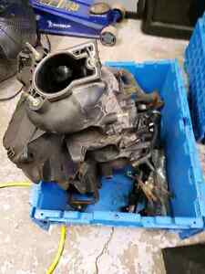5.3 intake manifold with injectors.  Cambridge Kitchener Area image 2