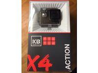 Kaiser baas X4 action camera similar to Gopro