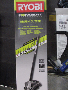 NEW Brush cutter attachement