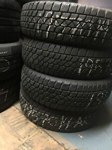 Winter tire 195/70/14,,,,close the shop 1st February
