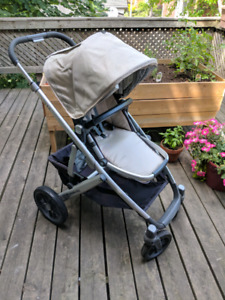 Uppababy Vista 2015 - like new!