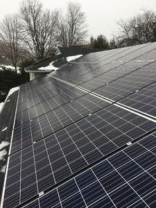 Solar Systems - Home, Farm, Business - MicroFIT & Net Metering Kitchener / Waterloo Kitchener Area image 5