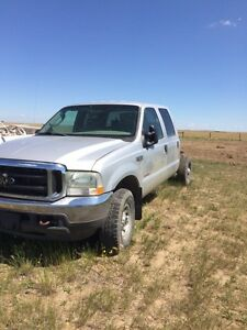 2004 Ford F-350 part out