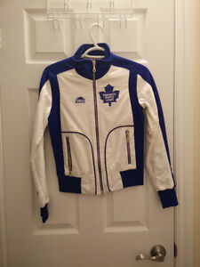 Roots Toronto Maple Leafs Jacket, X-Small