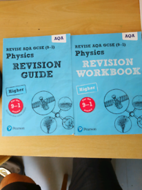 AQA GCSE Triple Science Revision Guides and Workbooks