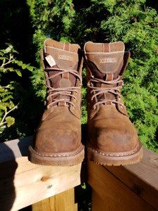 Steel Toes Barely Used $65