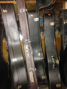 Guitar Cases $10+up