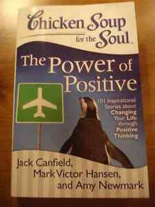"Chicken Soup for the Soul. ""The Power of Postive Thinking"""