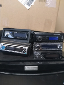 Aftermarket car stereos