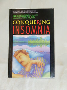 Conquering Insomnia, a comprehensive illustrated guide
