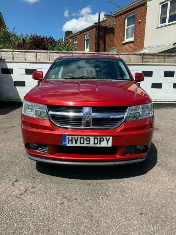 2009 Dodge Journey 2.0 CRD SXT 5dr Auto 6 SPEED MPV Diesel Automatic