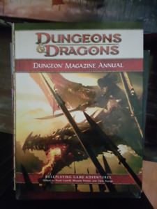 Dungeons & Dragons and Pathfinder Bundle