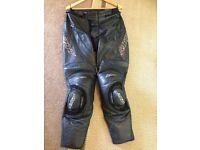 Motorbike leathers RST