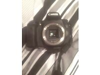 Canon 70D with Kit