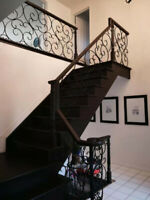 WANT TO DIY A NEW LOOK FOR YOUR STAIRS AND BALUSTERS?WE CAN HELP