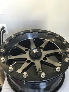 Can-am rims, 15 inch.