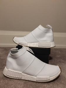 Adidas City Sock NMD White Gum Pack Size 10.5 DEADSTOCK Markham / York Region Toronto (GTA) image 7