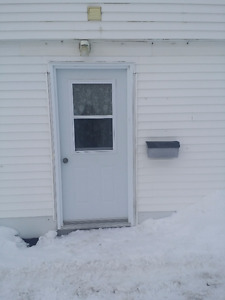 900sq foot HUGE one-bedroom apartment available in Corner Brook