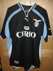 Collectible Official S. S. Lazio soccer shirt - size XL