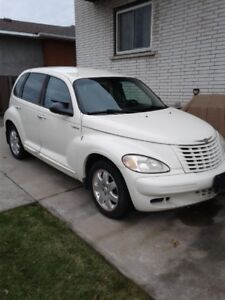 2004 PT CRUISER, LOADED, CERTIFIED, LOW KMS, COLD AC, AUTO