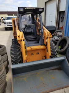 Wheel Skid Steer2003 Case 70 XT