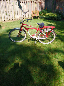 40th anniversary Tim Hortons 5 speed bike