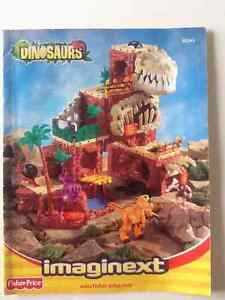 "Collection Imaginext ""Dinosaurs"""