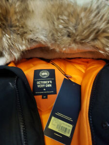 BWNT * OVO 2016 Chilliwack Bomber * Men * Small * Canada Goose