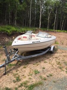 Stingray speed boat for sale