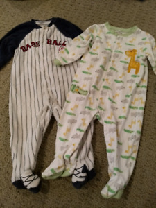 Infant Sleepers-9 Months