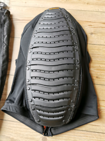 No Fear Back protector vest. New.