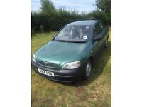 Vauxhall Astra Envoy 8v Automatic 1998 very low mileage